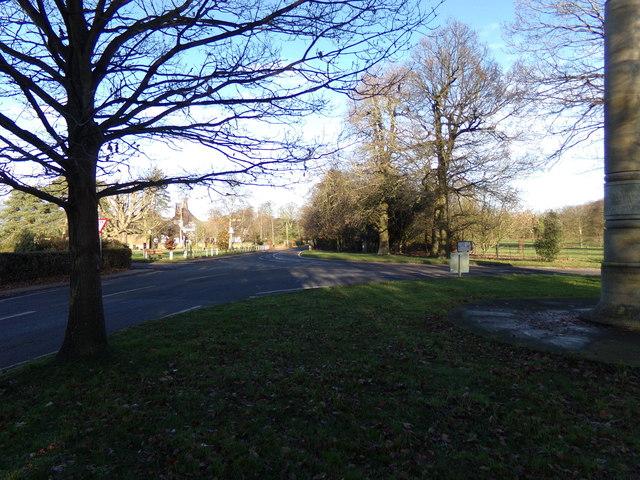 B1074 The Street, Somerleyton
