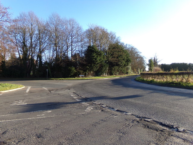 B1074 Somerleyton Road, Blundleston