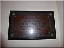 TQ0165 : Holy Trinity, Lyne: memorial (4) by Basher Eyre