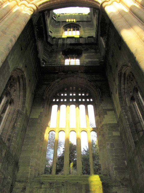 Abbot Huby's Tower