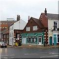 SE5951 : Art Deco shop front, 66 Blossom Street by Alan Murray-Rust