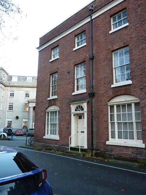 4a - 4c St Mary's Place, Shrewsbury