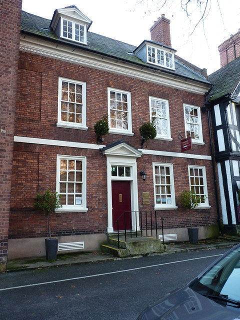 9 St Mary's Place, Shrewsbury