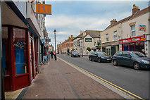 ST3049 : Burnham-on-Sea : High Street by Lewis Clarke