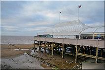 ST3049 : Burnham-on-Sea : Pier by Lewis Clarke