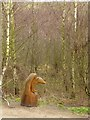 SK6144 : Badger, Gedling Country Park by Alan Murray-Rust
