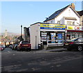 ST3087 : The Travel Business, Risca Road, Newport by Jaggery