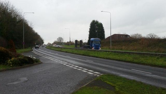 A491 Stourbridge Road