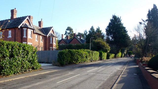 Hafod Road, Hereford