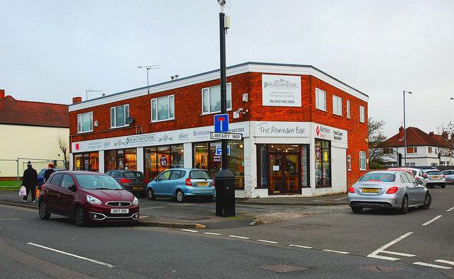 Poplar Carpet Centre Ltd., 77-79 New Road, Rubery, near Birmingham