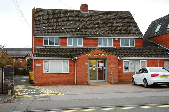 New Road Surgery, 104-106 New Road, Rubery, near Birmingham