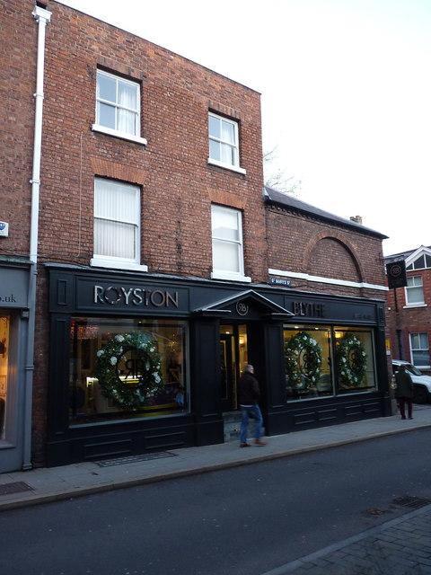 9 St Mary's Street, Shrewsbury