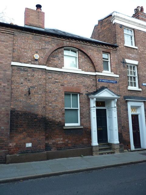 10 St Mary's Street, Shrewsbury