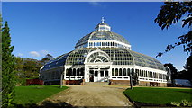 SJ3787 : Sefton Park, Liverpool - Palm House by Colin Park