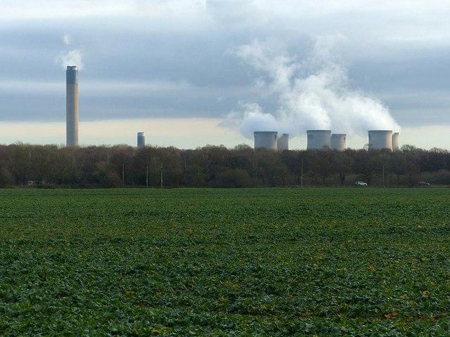Landscape near Camblesforth