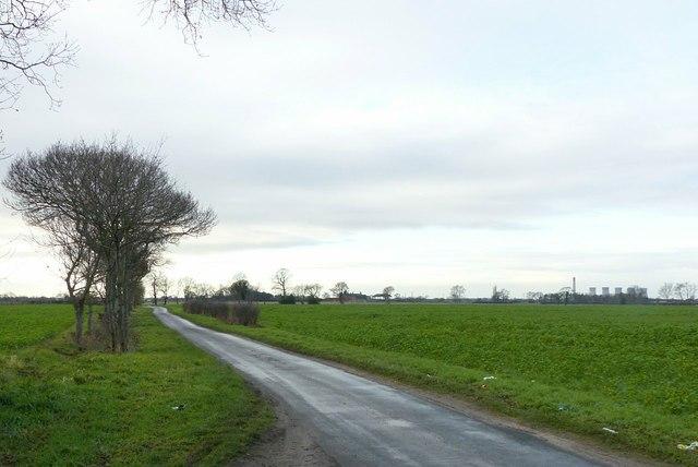 Hardenshaw Lane