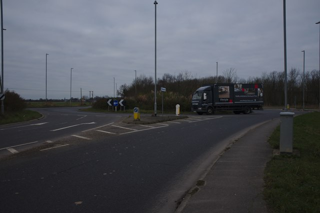 Weston Roundabout
