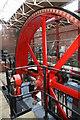 SD6909 : Bolton Steam Museum - vertical cross compound engine by Chris Allen
