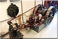 SD6909 : Bolton steam Museum - interloper by Chris Allen