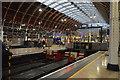 TQ2681 : End of the line, Paddington by N Chadwick