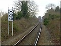 SE6122 : Railway line at Gowdall by Alan Murray-Rust
