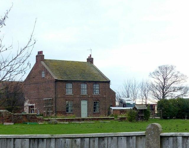 Gowdall Broach Farmhouse