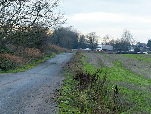 Green Lane, near Great Heck