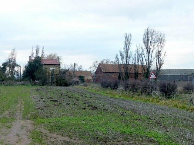 East Farm, Little Heck
