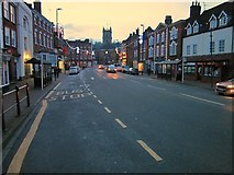 SO7875 : Boxing Day in Bewdley by Phil