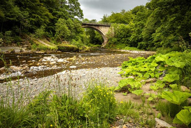 Gilnockie Bridge