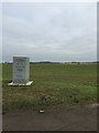 TF9532 : Memorial at Little Snoring airfield by Dave Thompson