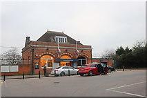 TQ4193 : Buckhurst Hill Station by David Howard