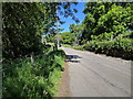 NO2595 : Lane near Crathienaird by Rob Purvis