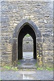 M1455 : Doorway, Cong Abbey by N Chadwick