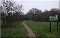 TQ4290 : Claybury Park, Clayhall by David Howard