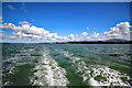 SH4562 : Boat trip on the Menai Strait by Jeff Buck