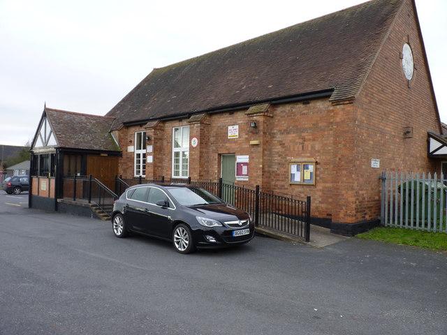 Ombersley Memorial Hall, Sandys Road, Ombersley