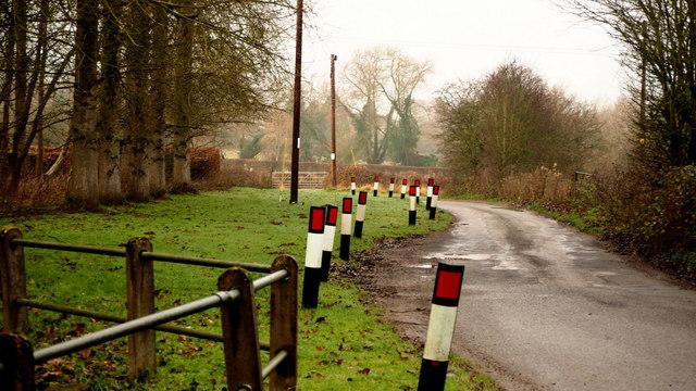 Lane at Little Tarrington