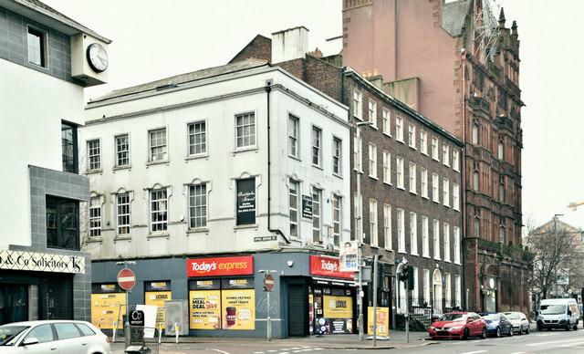 No 11A Chichester Street, Belfast (January 2019)