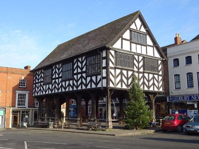 Ledbury's Market House