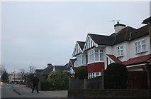 TQ4693 : Lambourne Road, Chigwell Row by David Howard