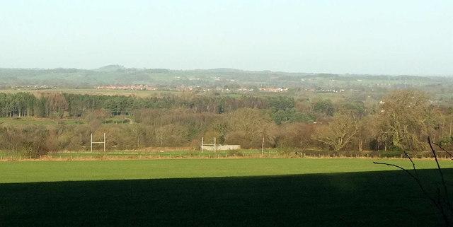 3ea1a28fb1b3 Rugby pitch near Harrogate © Derek Harper :: Geograph Britain and ...