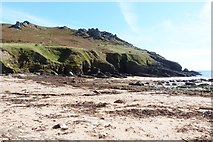 SX6937 : Soar Mill Cove,  South Devon by Derek Voller
