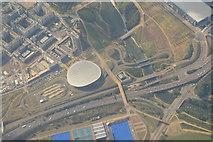 TQ3785 : Olympic Velodrome by N Chadwick