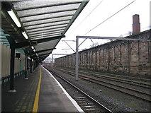 NY4055 : Carlisle Citadel Station by M J Richardson