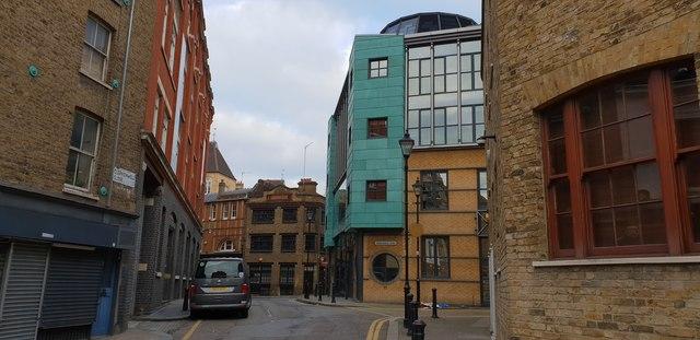 Clerkenwell Close, Clerkenwell, London