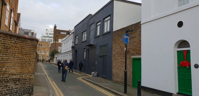 Sans Walk, Clerkenwell, London