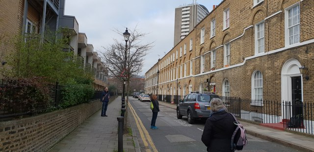 Woodbridge Street, Clerkenwell, London