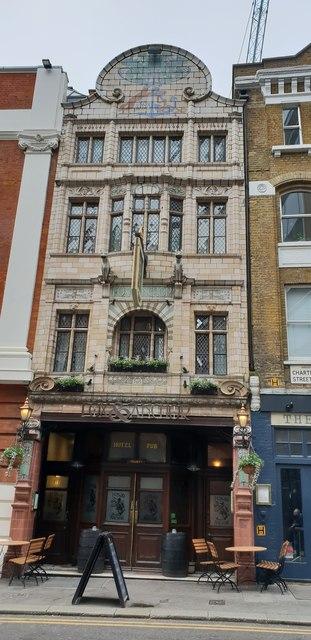 Fox and Anchor, Charterhouse Street, Smithfield, London