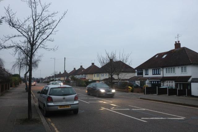 Hillside Avenue, Woodford Green